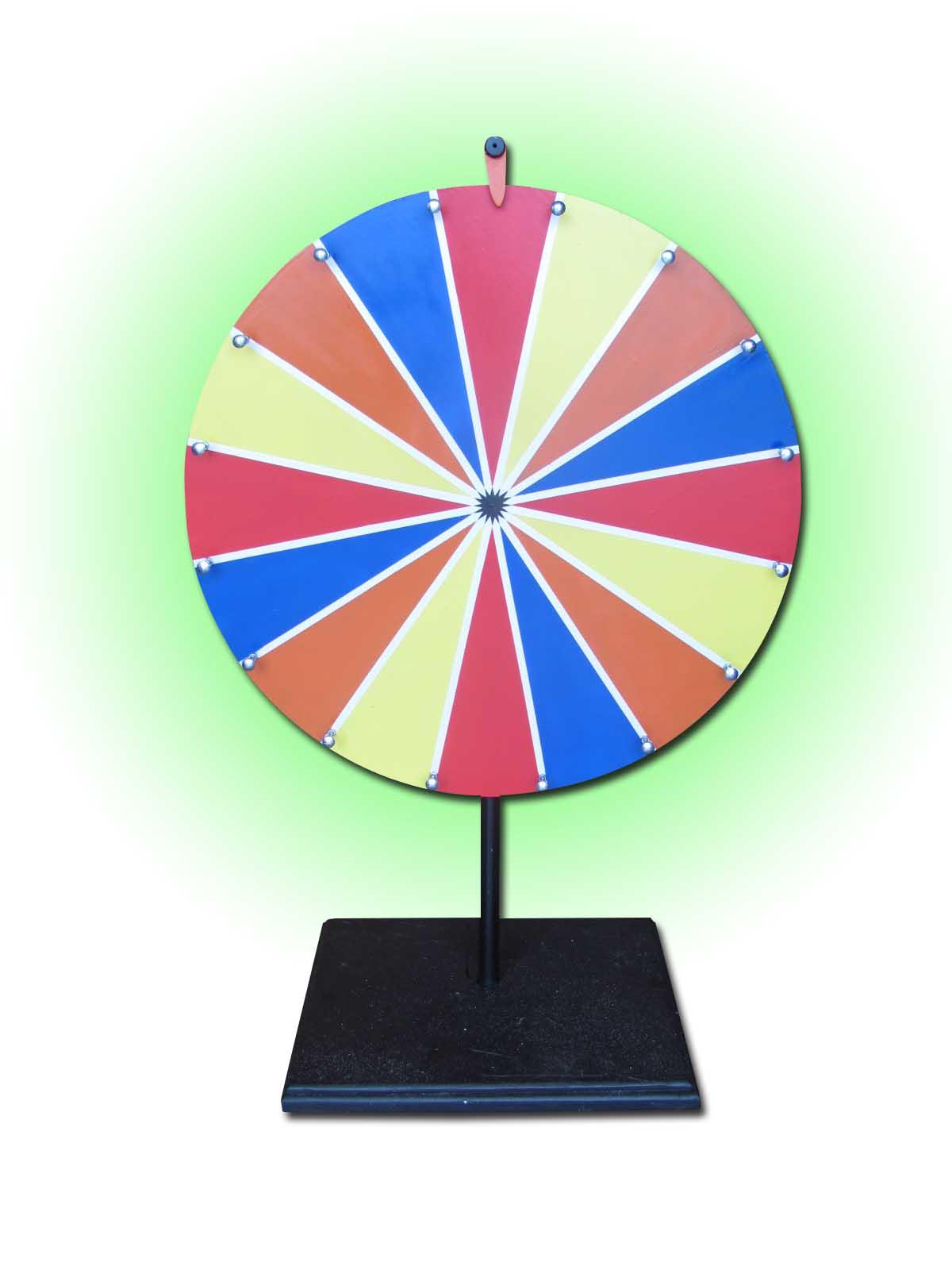 Wheel Of Fortune Medium 1m X 75m Wheel Diameter 72cm First Scene Nz S Largest Prop Costume Hire Company