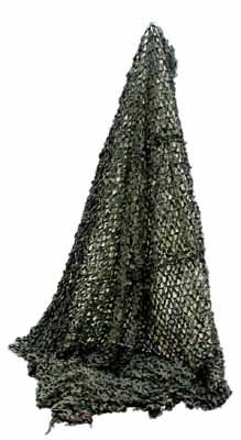 Camouflage Net Small (3m x 1m Approx) 10 available