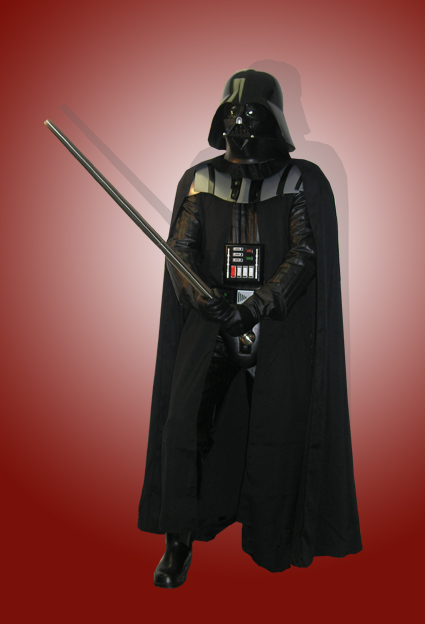 Darth Vader *DELUXE version show is for EVENT HIRE ONLY basic options are also available
