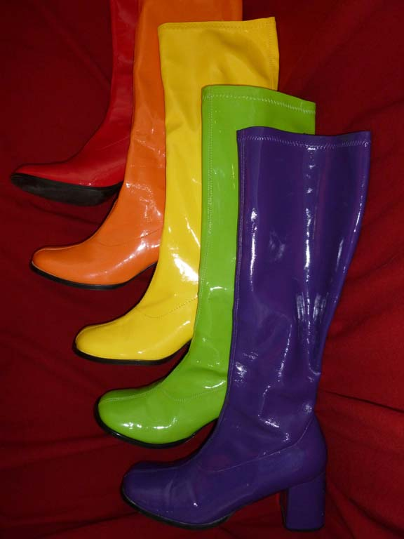 Gogo Boots Assorted